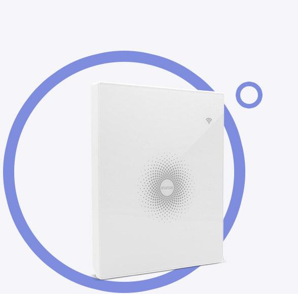 无线网络报警器加网络高清摄像机套装一家安