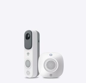 WiFi智能可视门铃(电池版)和门钟套装
